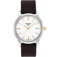 Tissot Mens T-Classic Dream Strap Watch T033.410.26.011.01