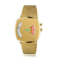Gucci Unisex Grip Mother of Pearl Watch YA157416