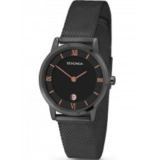 Sekonda Ladies Black Watch 2244