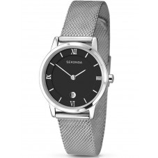 Sekonda Ladies Mesh Bracelet Watch 2102