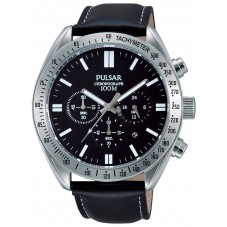 Pulsar Mens Sport Chronograph Watch PT3613X1