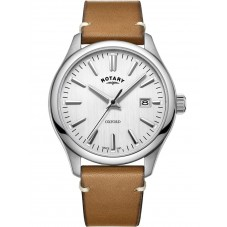 Rotary Mens Brown Oxford Watch GS05092/02