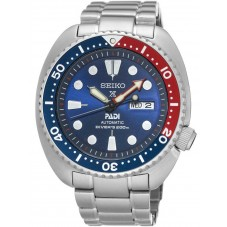 Seiko Mens Prospex PADI Divers Automatic Blue Bracelet Watch SRPA21K1
