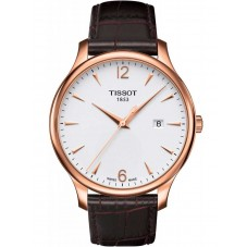 Tissot Mens T-Classic Tradition Strap Watch T063.610.36.037.00