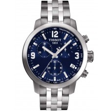 Tissot Mens T-Sport PRC-200 Chronograph Watch T055.417.11.047.00