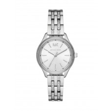 Michael Kors Ladies Lexington Pave Stainless Steel Bracelet Watch MK6738