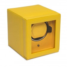 Wolf Cub With Cover Yellow Watch Winder 461192