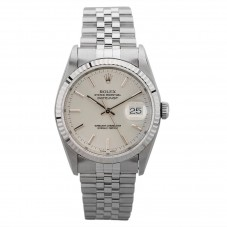 Pre-Owned Rolex Mens Oyster Perpetual Datejust Watch 16234(12828) - Year 1998