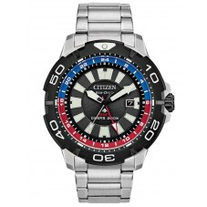 Citizen Mens Promaster GMT Divers Watch BJ7128-59E
