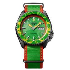 Seiko 5 Sports Limited Edition Street Fighter BLANKA Call Of The Wild SPRF23K1