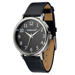 Fred Bennett Mens Black Watch Z952