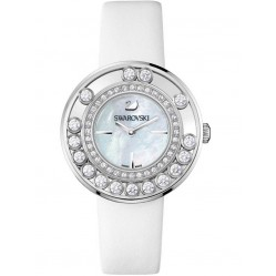 Swarovski Ladies Crystal Bezel Watch 1160308