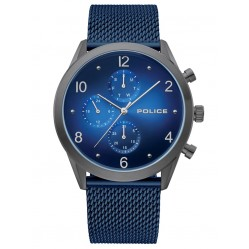 Police Mens Silfra Watch 15922JSU/03MMBL