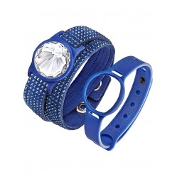 Swarovski Activity Crystal Slake Blue Bracelet 5225811