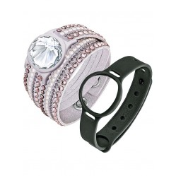 Swarovski Activity Crystal Slake Pink Bracelet 5225823