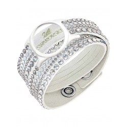 Swarovski Activity Crystal Slake White Watch Strap 5225817