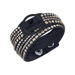 Swarovski Activity Crystal Slake Black Strap 5225821