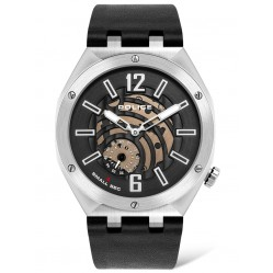 Police Mens Gobustan Watch 16010JSTU/02