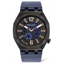 Police Mens Gobustan Watch 16010JSU/03