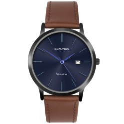 Sekonda Mens Strap Watch 1775