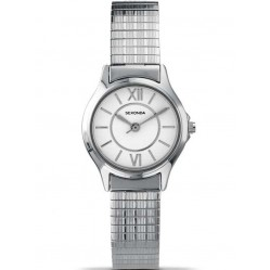 Sekonda Ladies Silver Bracelet Watch 4021B