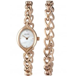 Sekonda Ladies Bracelet Watch Set 4680G