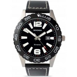 Sekonda Mens Strap Watch 3251