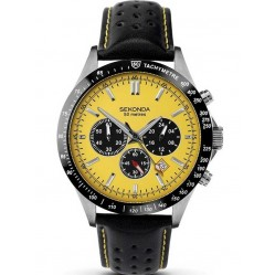 Sekonda Mens Chronograph Watch 1395