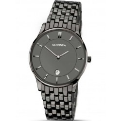 Sekonda Mens Black Watch 1152