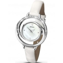 Sekonda Seksy Ladies Cream Watch 2141