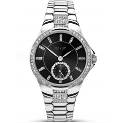 Sekonda Ladies Seksy Silver Tone Watch 2181