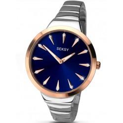 Sekonda Ladies Seksy Two Tone Watch 2216