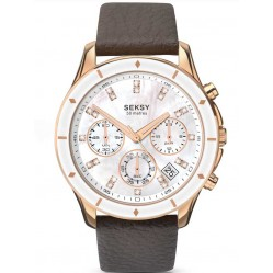 Sekonda Ladies Seksy Chronograph Watch 2213