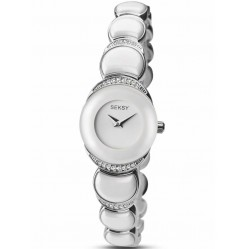 Sekonda Ladies Seksy Stoneset Bracelet Watch 2307.37