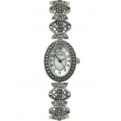 Sekonda Ladies Marcasite Effect Watch 4978