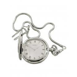 Sekonda Mens White Pocket Watch 3468