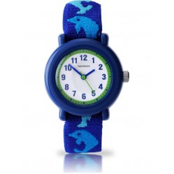Sekonda Childrens Dolphin Quartz Analogue Watch 4628