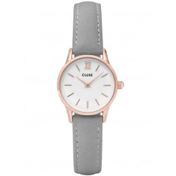 Cluse La Vedette Rose Gold Plated Strap Watch CL50009