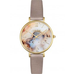 Lola Rose Ladies Montana Agate Strap Watch LR2028