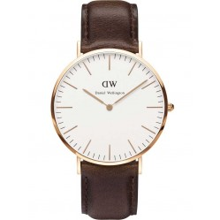 Daniel Wellington Mens Classic Bristol Watch DW00100009