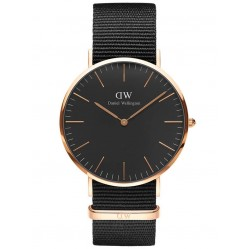 Daniel Wellington Classic Black Cornwall Watch DW00100148