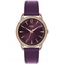 Henry London Hampstead Watch HL39-SS-0084