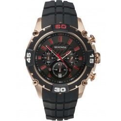 Sekonda Mens Chronograph Watch 3490