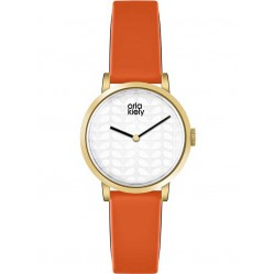 Orla Kiely Ladies Luna Watch OK2114