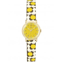 Orla Kiely Ladies Flower Pop Watch OK4044
