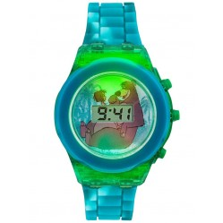 Disney Kids Blue Jungle Book Watch JBK3000