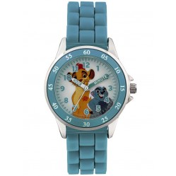 Disney Kids Time Teacher Lion Guard Blue Watch LGD3206