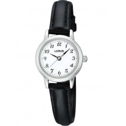 Lorus Ladies Leather Strap Watch RG295HX9