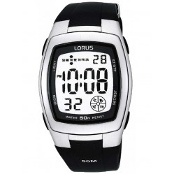 Lorus Mens Digital Watch R2301CX9