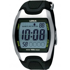 LORUS MENS DIGITAL WATCH R2335EX9
